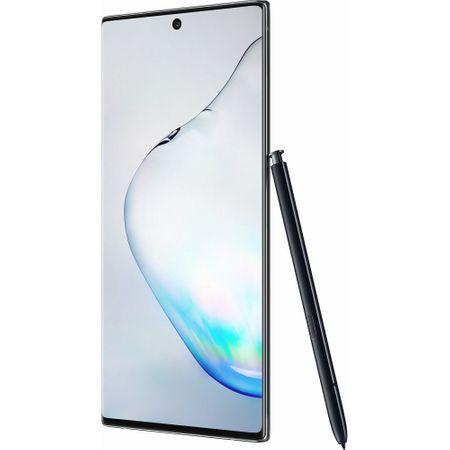 Telefon mobil Samsung Galaxy Note 10 Plus, Dual SIM, 256GB, 12GB RAM, 4G, Aura Black [0]